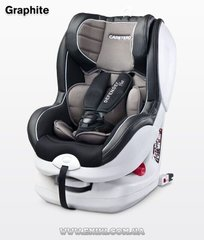 Автокресло Caretero Defender Isofix Plus ( 0 - 18кг ) Graphite