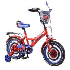 "Велосипед TILLY Vroom 14 ""T-214212 red + blue"