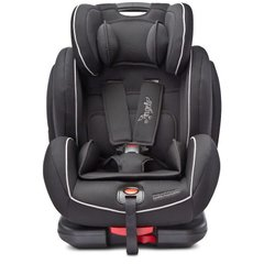 Автокресло Caretero Angelo Fix Isofix ( 9-36 кг ) Black