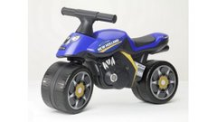 Беговел MOTO NEW HOLLAND BABY Falk 422 синий