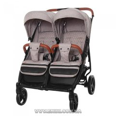 Коляска прогулочная CARRELLO Connect CRL-5502 Cotton Beige