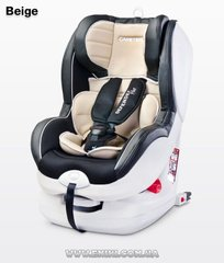 Автокресло Caretero Defender Isofix Plus ( 0 - 18кг ) Beige