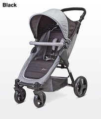 Коляска Caretero Four Black
