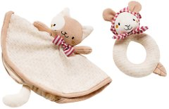 Игрушка Labebe Baby Gift Set 0m+ HYO5121A (Red Stripe)