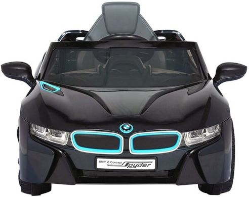 Эектромобиль Rollplay BMW i8 Spyder 12V, RC black